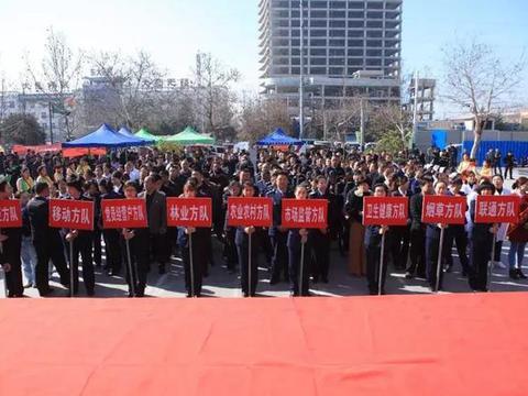 单县举办2019年3.15国际消费者权益日宣传活动!