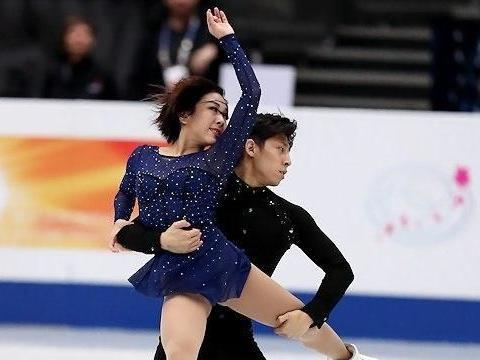 花样滑冰世锦赛双人自由滑隋文静韩聪幸运夺冠 彭程金杨排名第四