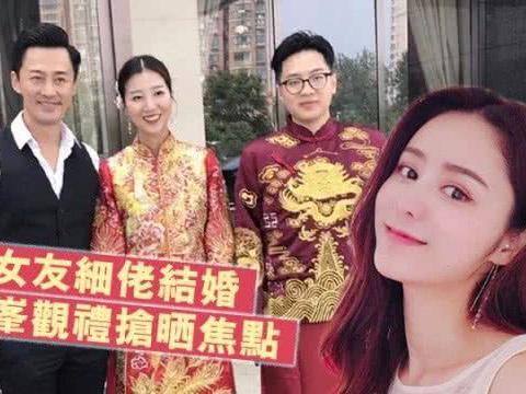 张馨月晒戒指后林峰表态回应,重回TVB太心酸将成家立业