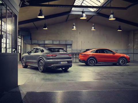全新保时捷 Cayenne Coupé 启动国内预售 4月上海车展亚洲首发