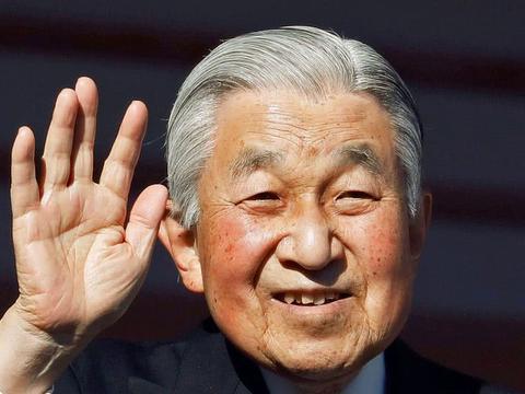 """日本新年号今天公布,首相安倍晋三""""安""""字最热,商家借机促销"""