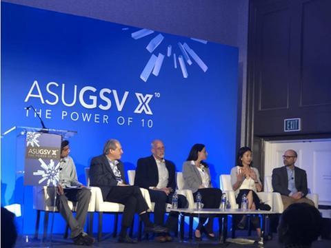 好未来出席ASU+GSV国际教育峰会 与全球科教精英论道AI+教育