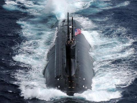 中美俄核潜艇水下噪音对比:美国94分贝,俄100分贝,中国是多少