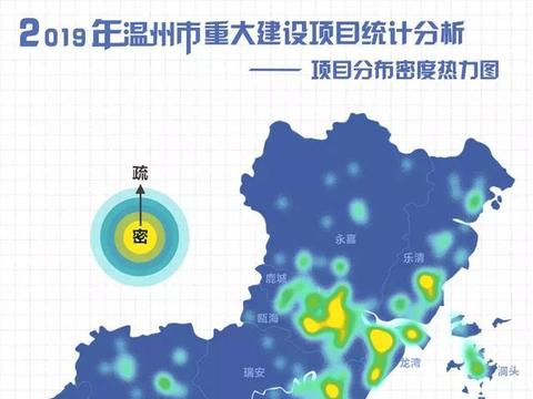 """温州重大项目计划投资755.8亿,热力图带你看看哪里建设最""""热"""""""