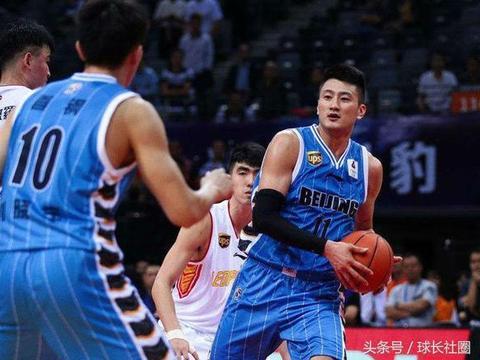 【CBA新闻】段江鹏已明确表达了希望留在北京队的意愿