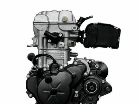 摩托车单缸发动机两气门和四气门有什么不同?其实差别很大