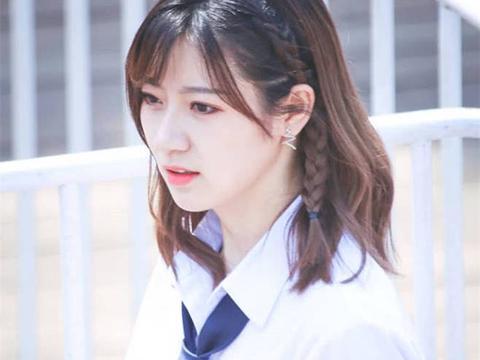SNH48李宇琪模仿蔡徐坤花式篮球,却被其黑粉大骂