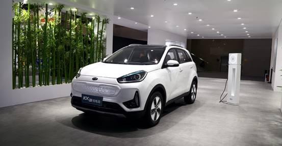 理念VE-1和起亚KX3 EV这两款车都有哪些特点?