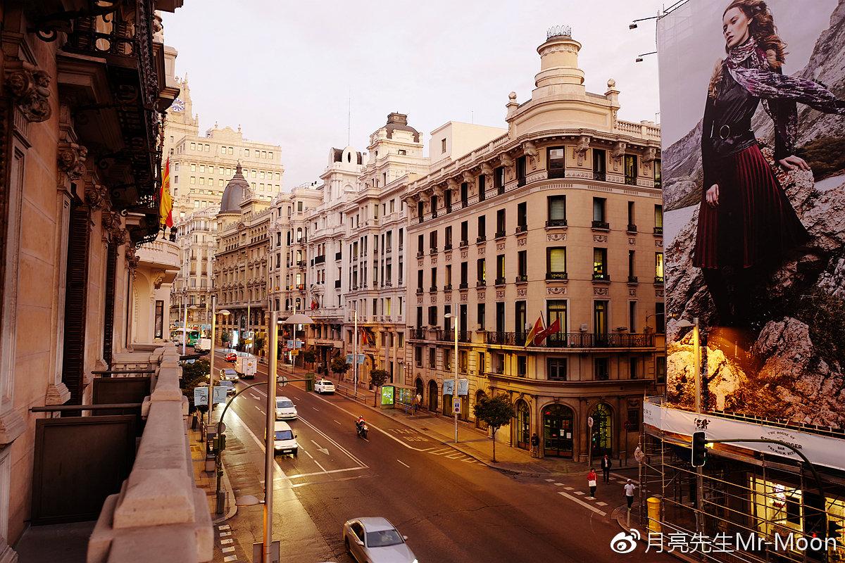马德里,好都市应如隐秘花园