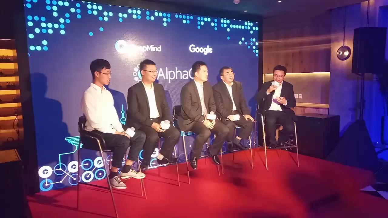 视频-常昊:AlphaGo电影很精彩 曾预测李世石五比零