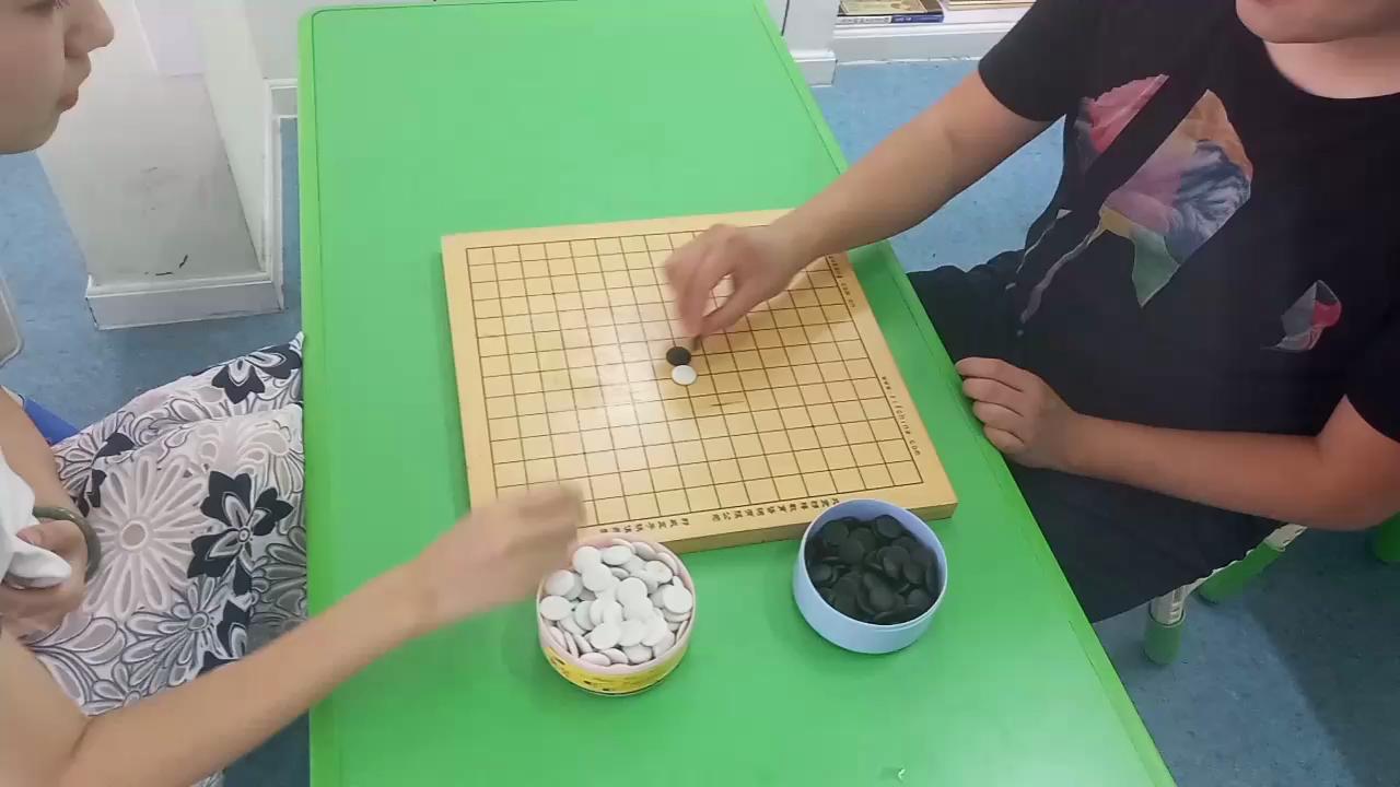 视频-智力争霸赛北京站五子棋赛 小编内战五子棋