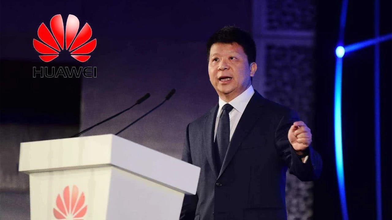 华为轮值董事长新年致辞:感谢不公平!把我们逼向世界第一