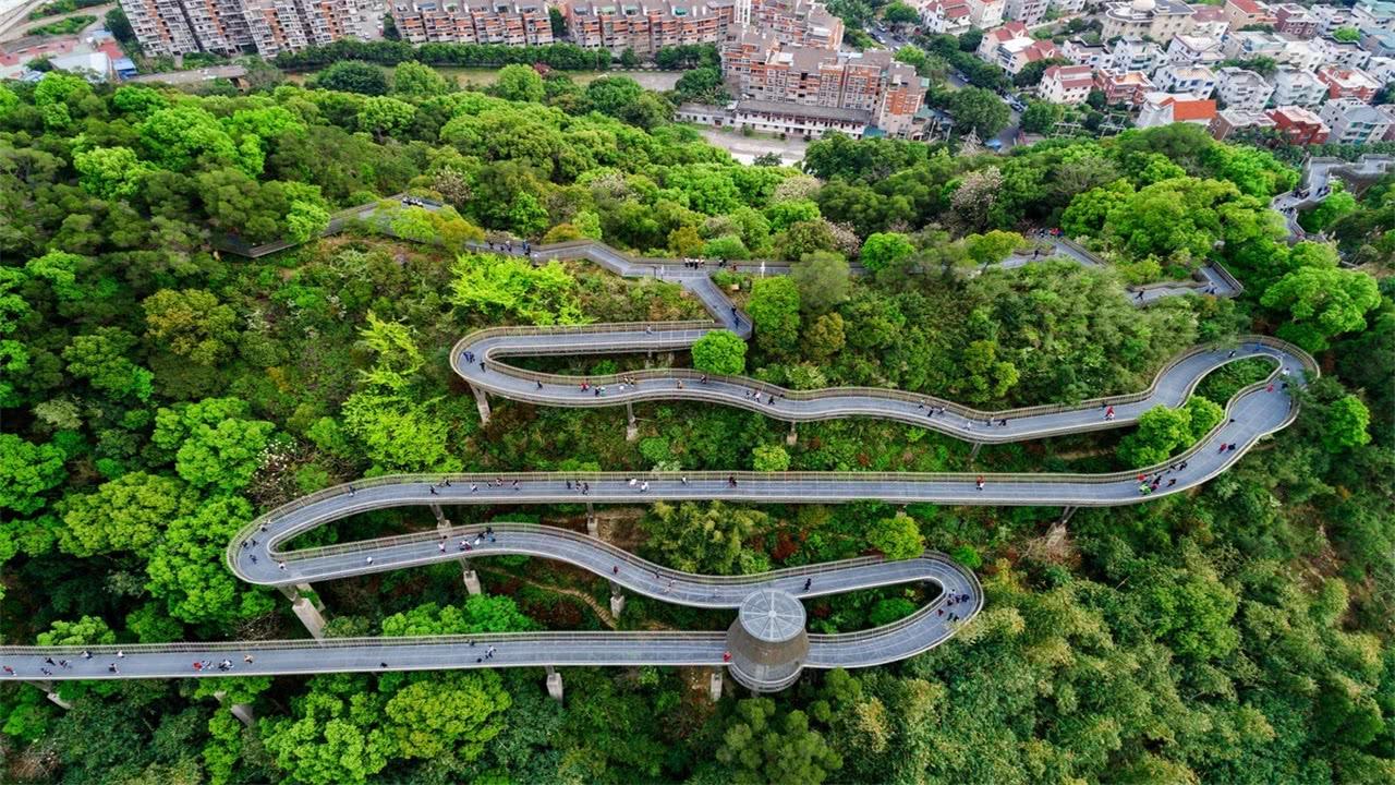 中国最巧妙的建筑,总长绵延19公里,屡获大奖,就在福建!