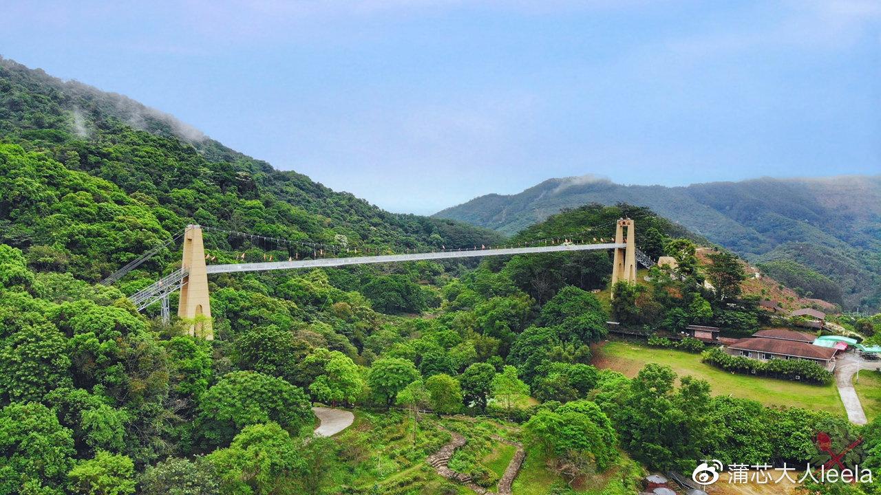 广州周边游这样玩,人少景美有瀑布花海玻璃桥