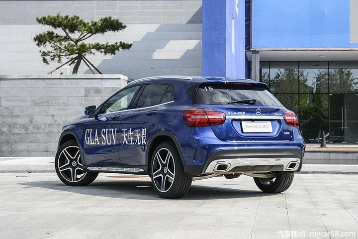 20万买德系豪华SUV,奔驰GLA和奥迪Q2L谁更有个性?
