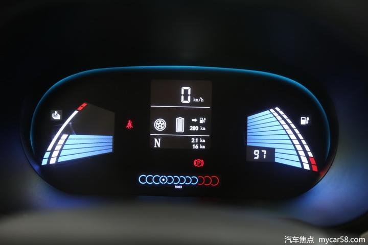 外表小巧内在实用,江淮新能源iEV7L到店实拍