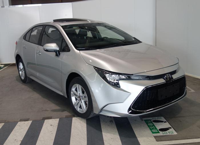 或售价13.48万元 广汽丰田全新雷凌预售价曝光