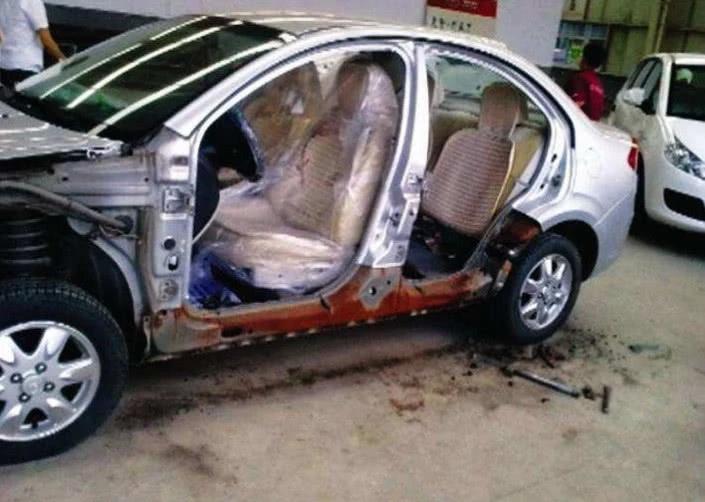"""堪称""""生锈王""""的车企是谁?维修工:除了它,还有谁!"""