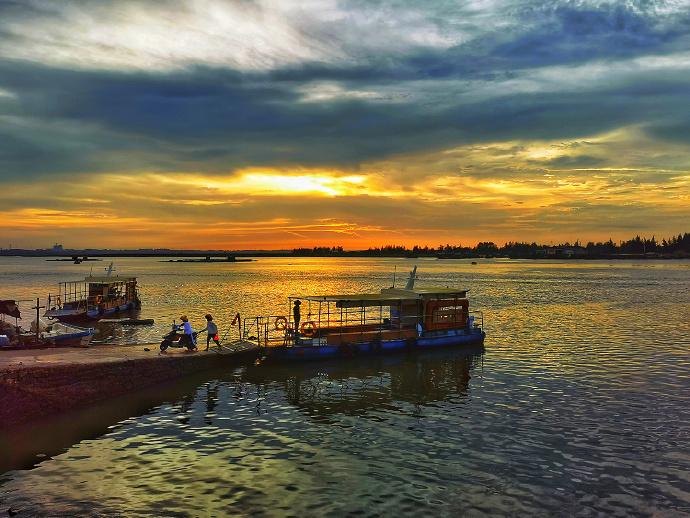 #一城一夏#遇见南海渔港