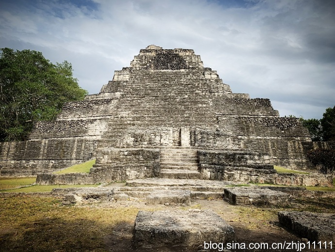 海外游记——加勒比海西线游(3)玛雅文明遗址(墨西哥)