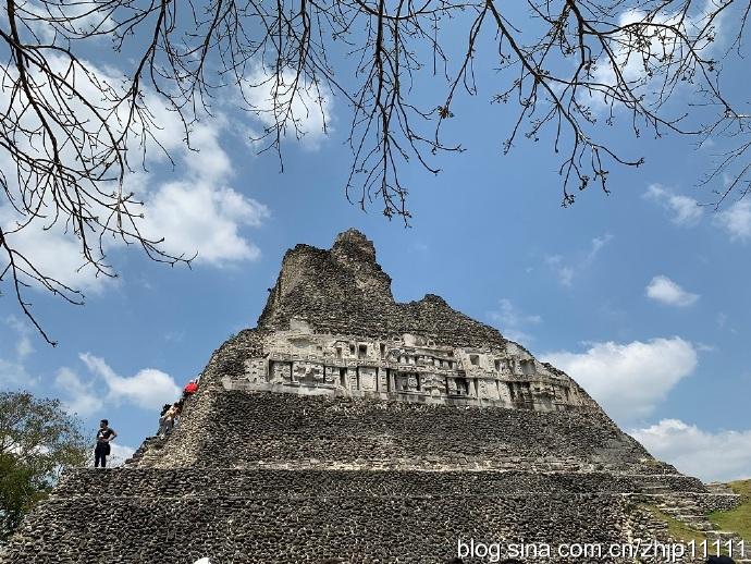 海外游记——加勒比海西线游(4)玛雅文明遗址(伯利兹)