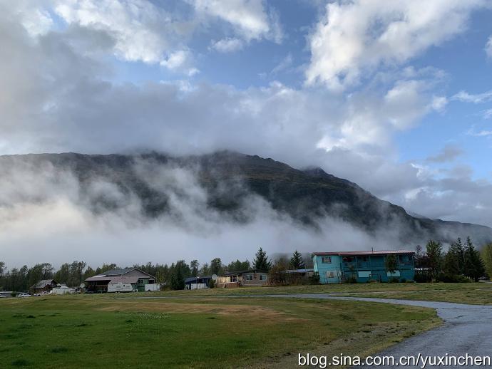 【阿拉斯加游记】瓦尔迪兹(Valdez)——拥有瑞士风光的美国港口城市