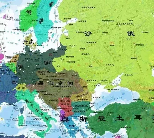 南斯拉夫:曾经的欧洲强国为什么会分裂?克罗地亚是怎么来的?