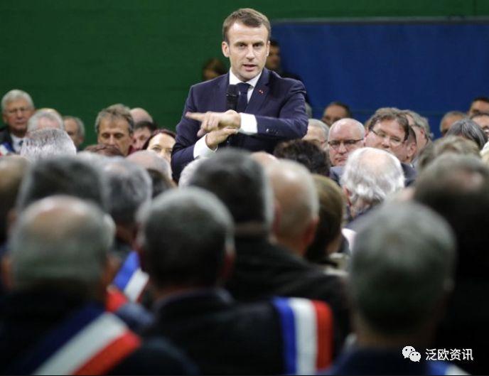 """""""法国生病了,这个国家现在正在经历着痛苦"""""""