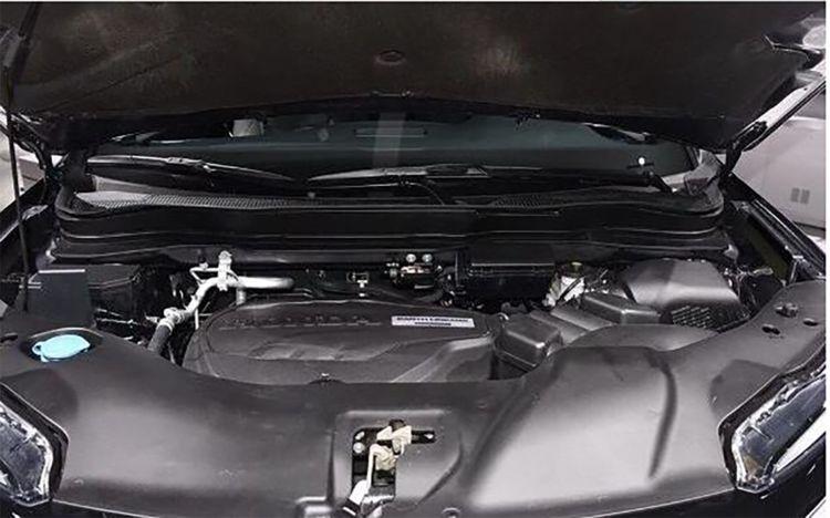 本田全新SUV即将国产,3.5L V6+9AT,上市或大卖