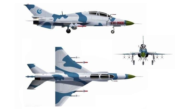 中国FTC2000G战机成功出口苏丹,这种山鹰魔改机飞行性能如何