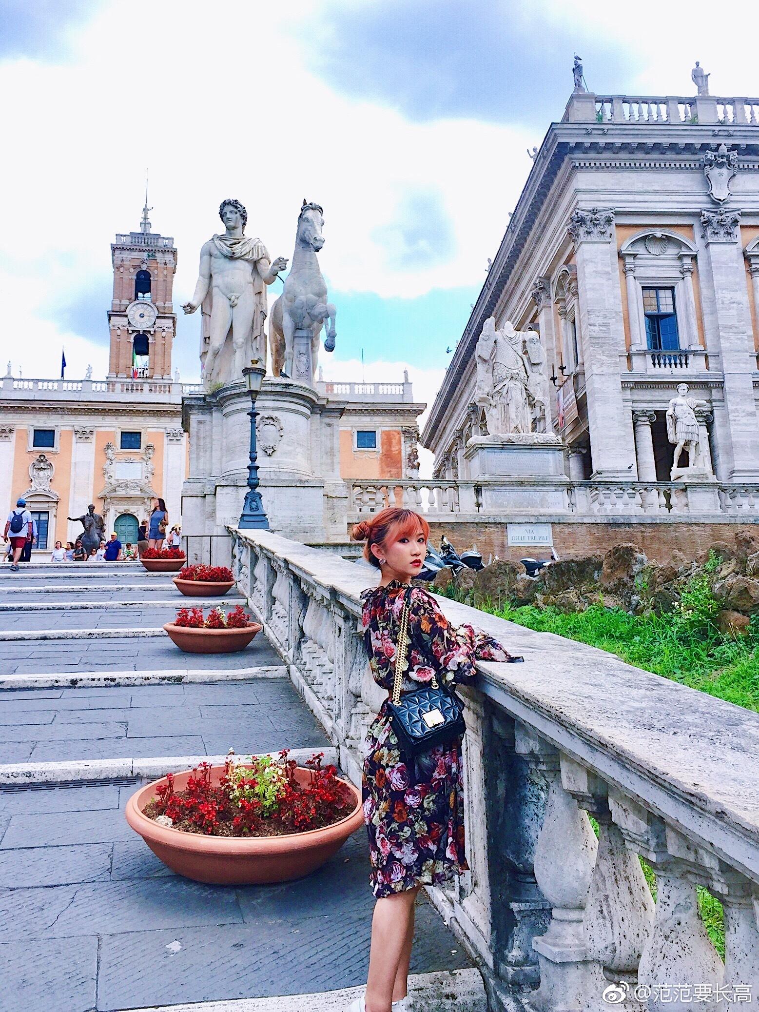 罗马的记忆 阳光漫溢