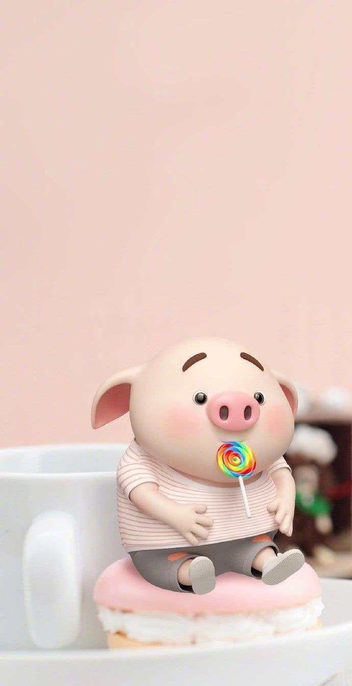 猪年2019动漫手绘图