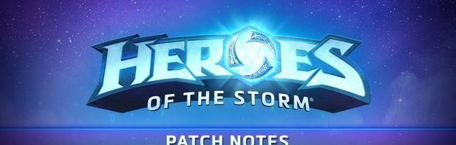《风暴英雄》正式服更新一览:新英雄英普瑞斯上线
