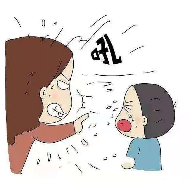 为什么要吼小孩才听话