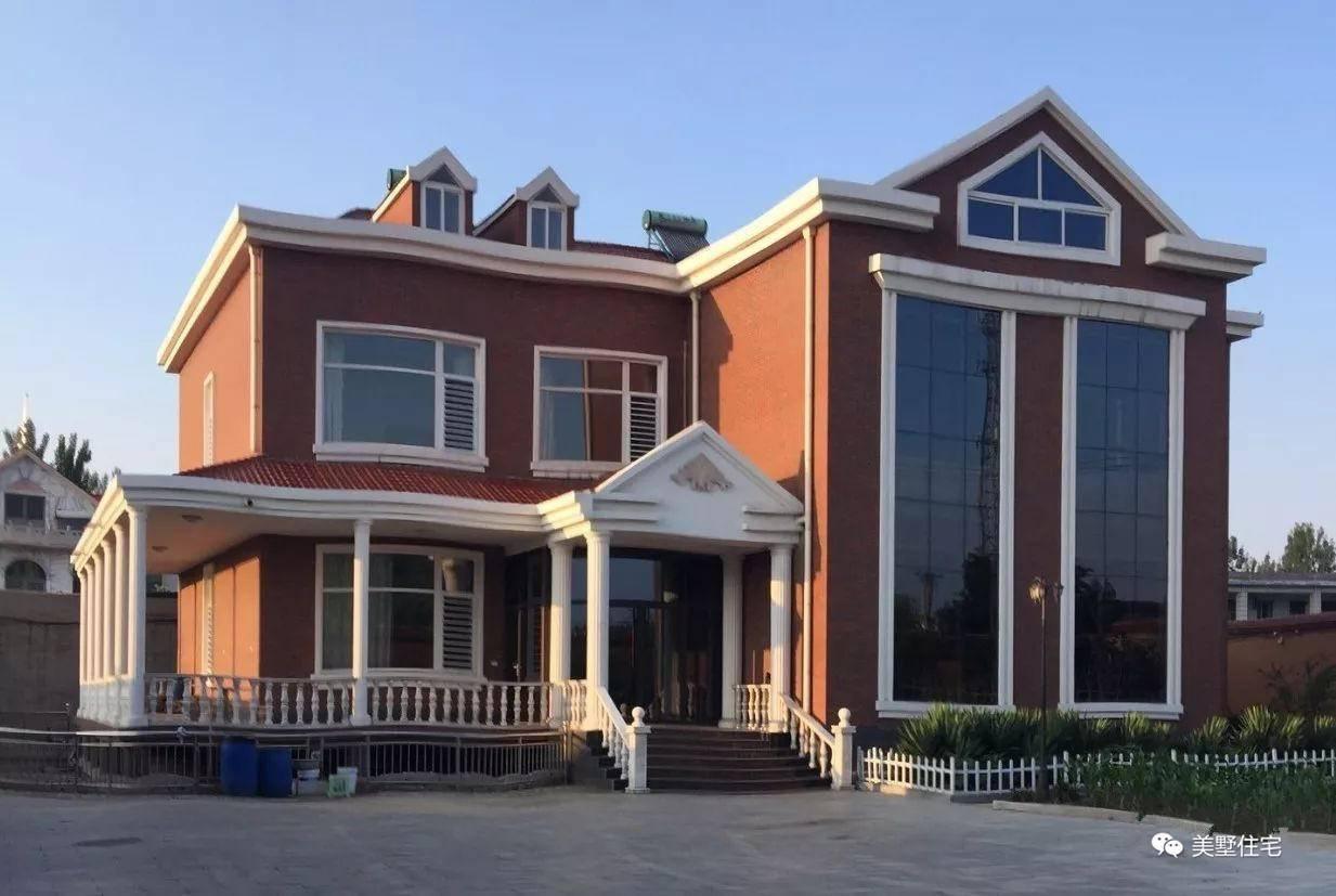 10套别墅别墅采光,款款大玻璃窗实拍好,哪套更合你农村?心意吗九里是晴川图片