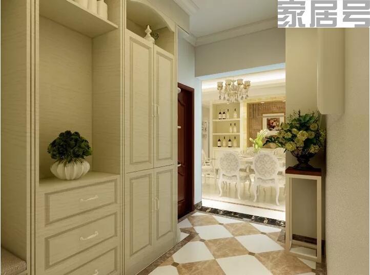 厨房柜门-晒晒我的北欧风房子,就是厨房不忍直视,都怪老公选的柜门! 北欧风 柜门 厨房