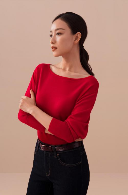 优衣库2018秋冬Knit针织系列上市,自然羊毛,一触即爱