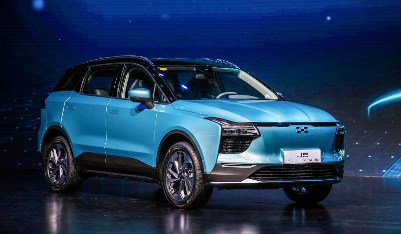 未来范儿+数字化 爱驰汽车全新概念车设计图曝光