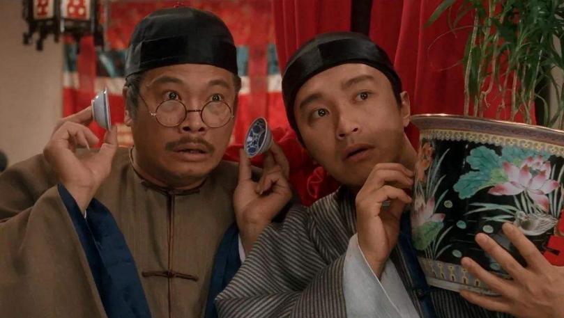 周星驰跟吴孟达成贺岁档对手,两部电影同在春节上映,您看哪一部