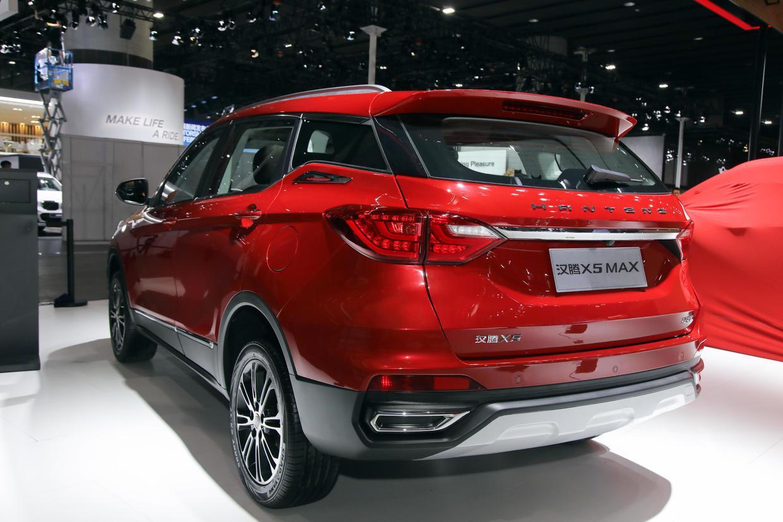 重新定义7座SUV细分市场高价值感 汉腾X5 MAX全面实力勇夺C位