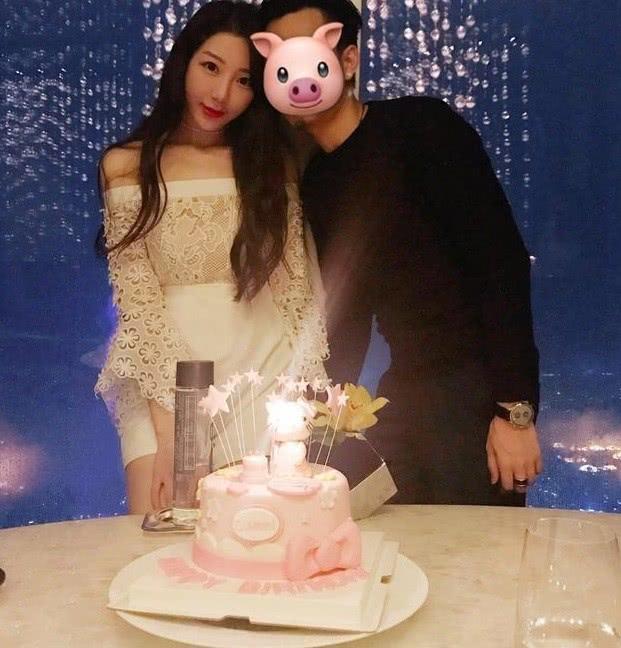 陈冠希前女友謝芷蕙与富二代男友分手,转型为歌手重返娱乐圈