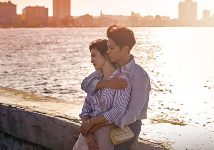 韩剧《男朋友》首播夺冠,男女主颜值太高,每一