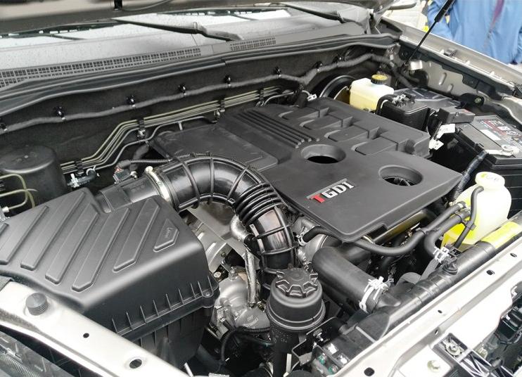 """福田拓陆者E7汽车界的""""灭霸"""",打开皮卡系列的新大门。"""