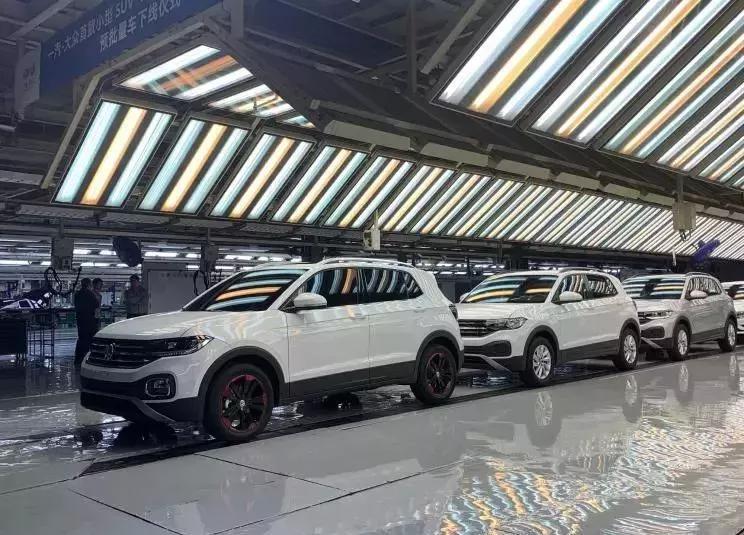 福特发布锐界ST官图;一汽-大众首款小型SUV下线