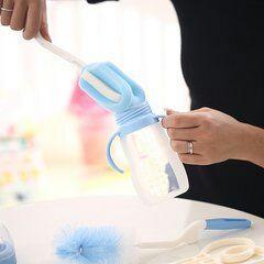 宝宝用的奶瓶,是否需要清洁剂清洗?