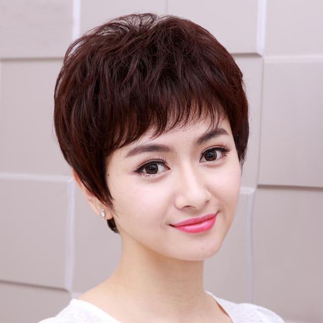 有的女人不喜欢短发,总会觉得长发才更有气质,但是打理又不方便.