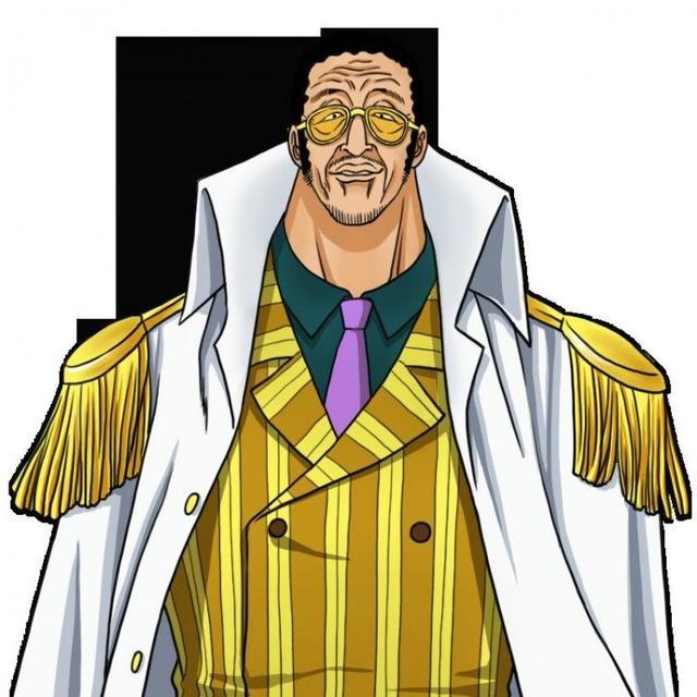 鹰眼米霍克是王下七武海的成员,号称世界第一大剑豪,是索隆想要超越图片