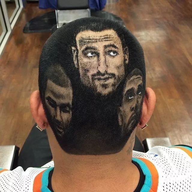 不会画画的发型师,不是好艺术家,这才是真大神!