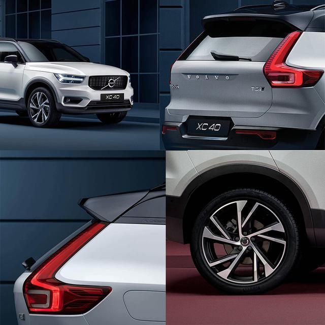 全新进口沃尔沃CX40豪华紧凑型SUV