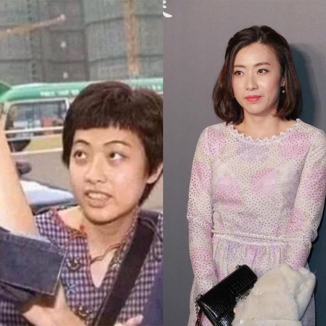 嫁给刘銮雄后甘比越来越美,但站在郑秀文旁边还是被秒杀
